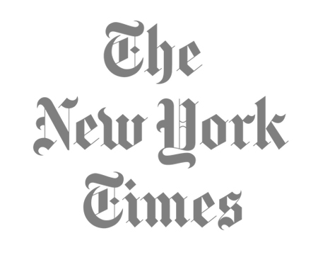 Logo for The New York Times