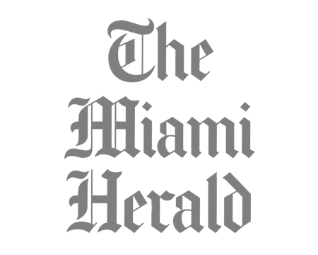 Logo for The Miami Herald