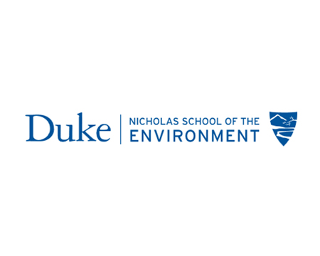 Logo for Duke University's Nicholas School of the Environment