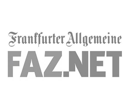 Logo for FAZ.NET