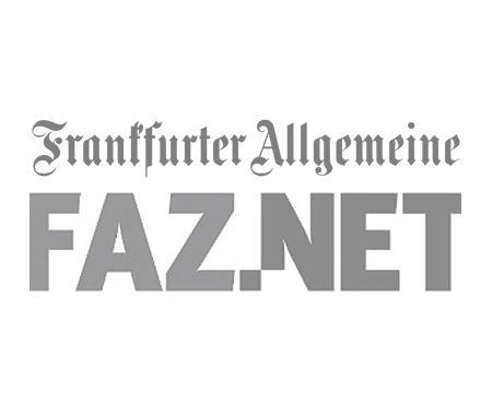 Logo for Frankfurter Allgemeine Zeitung