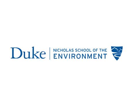 Logo for Duke University's Nicholas School of the Environment